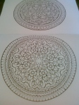 Mystical Mandala Coloring Book - Interior